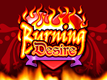 Игровой аппарат Burning Desire: фриспины, бонусы, крупные множители!